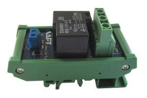 Выносной блок реле на DIN рейку LRB-1-24V-30-A